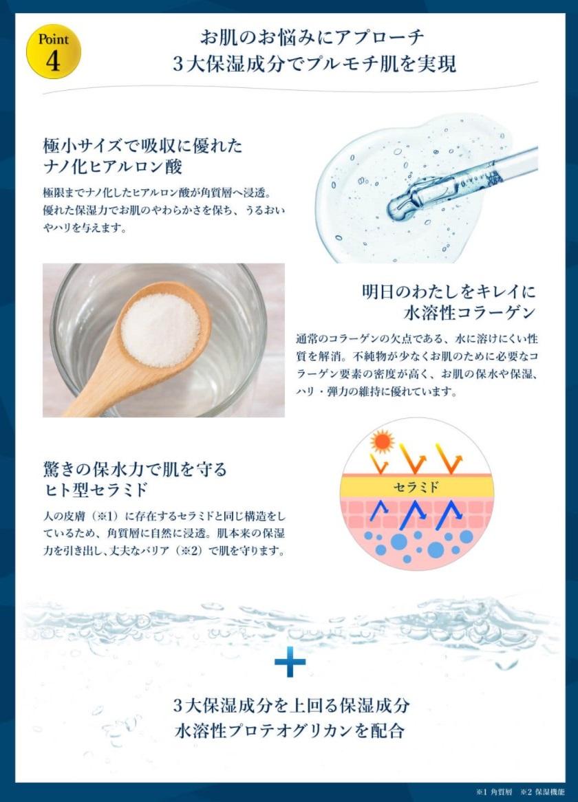 プルリ(炭酸パック),特徴,効果